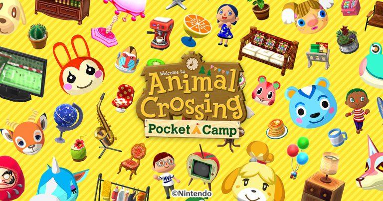 Событие-кроссовер между играми серии Animal Crossing – New Horizons и Pocket Camp – началось