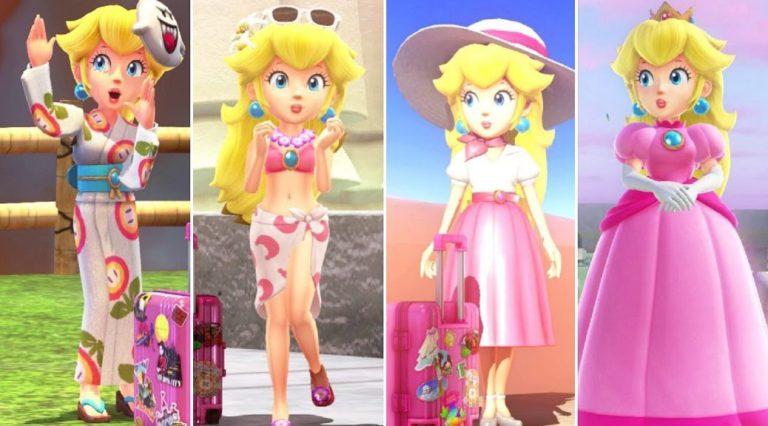 Читатели Nintendo Dream голосуют за то, какой персонаж станет лучшей моделью!