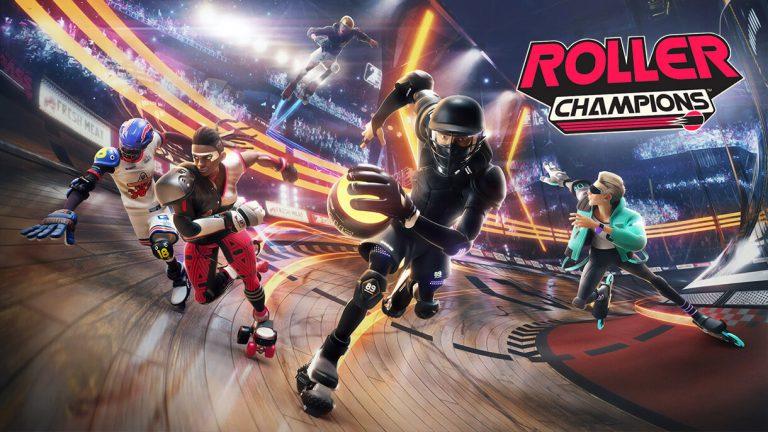 Выход Roller Champions на Nintendo Switch официально подтвержден
