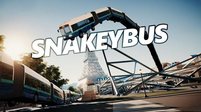 SNAKEYBUS выходит на Switch 2 апреля 2020
