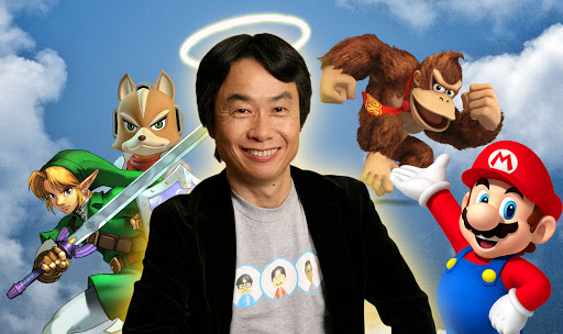 На этой неделе журнал Famitsu взял крупное интервью с Сигэру Миямото