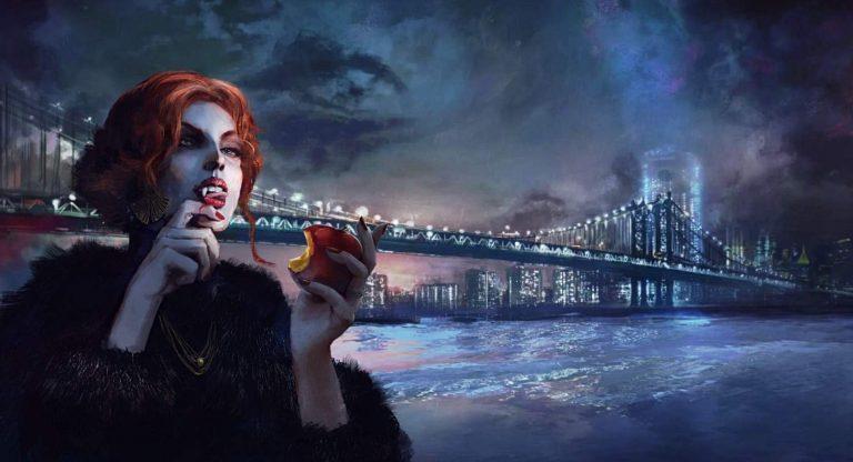 Vampire: The Masquerade – Coteries of New York Выходит Switch