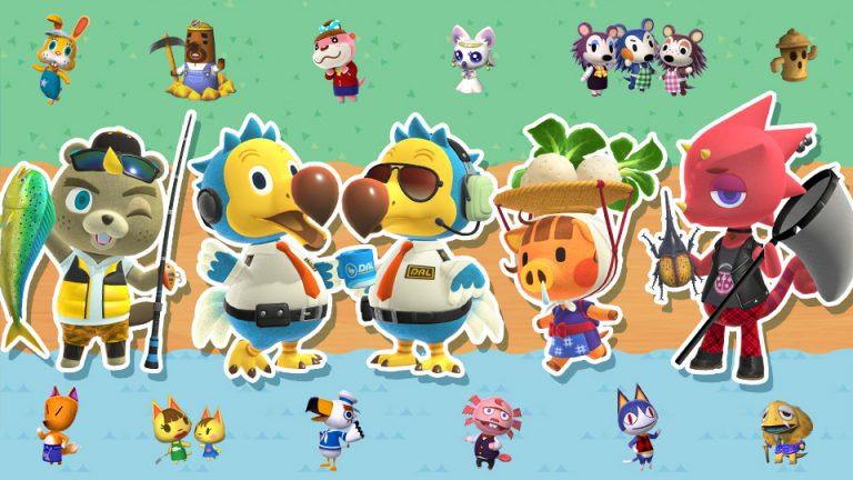 Новые духи из Animal Crossing появятся в SSB Ultimate