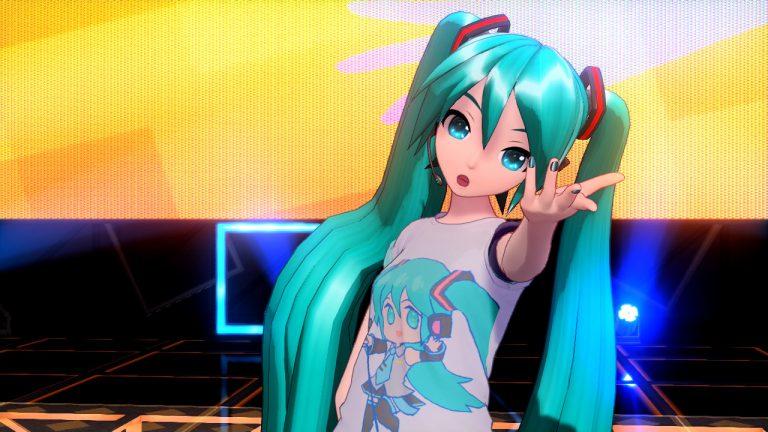 Hatsune Miku: Project DIVA Mega Mix выйдет для Switch на Западе 15 мая