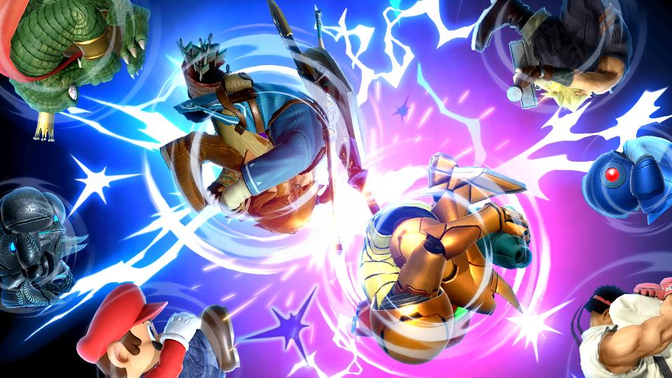 Nintendo анонсировала новый турнир для SSB Ultimate