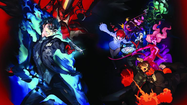Koei Tecmo планирует локализовать Persona 5 Scramble