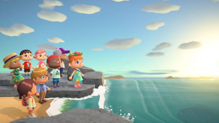 Для Animal Crossing: New Horizons вышло обновление 1.1.2