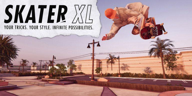 Read more about the article Skater XL выйдет в Июле