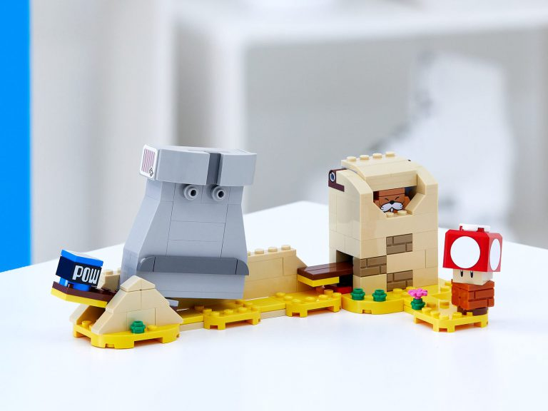 Read more about the article LEGO представила ещё один набор в линейке Super Mario
