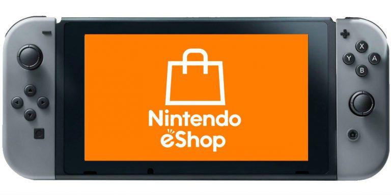 eShop на Nintendo Switch получил небольшое обновление