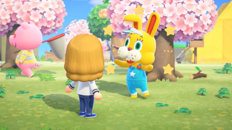 Для Animal Crossing: New Horizons вышло обновление 1.1.4