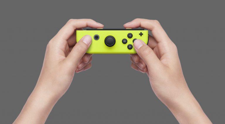 Nintendo объявила о прекращении производства нескольких цветов Joy-Con