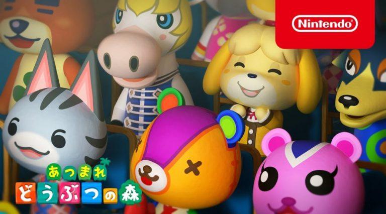 Animal Crossing: New Horizons – самая обсуждаемая игра в Twitter!