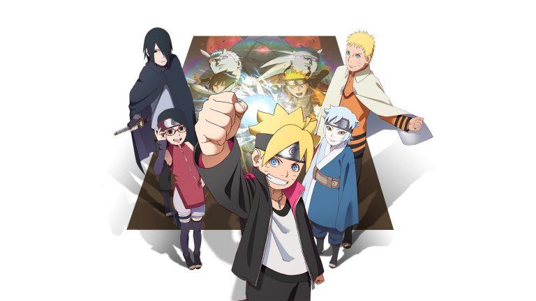 Скриншоты Switch версии Naruto Shippuden: Ultimate Ninja Storm 4 Road to Boruto