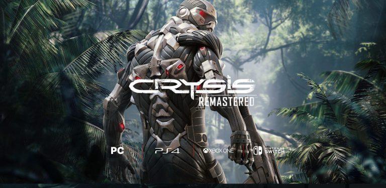 Crysis Remastered выйдет на Switch