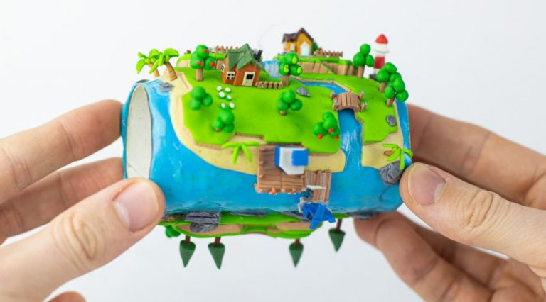 Animal Crossing New Horizons на туалетной бумаге