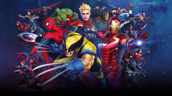 Обновление для Marvel Ultimate Alliance 3: The Black Order