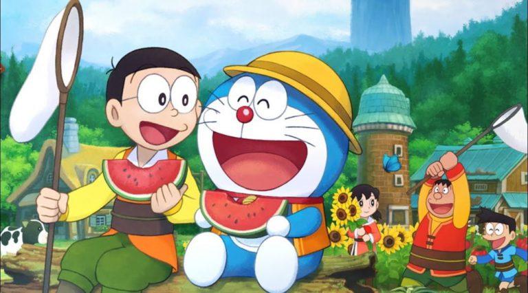 Doraemon Story Of Seasons перестал быть эксклюзивом Nintendo Switch