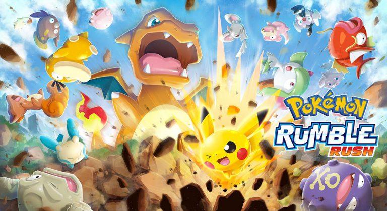 Pokemon Rumble Rush закроется в июле
