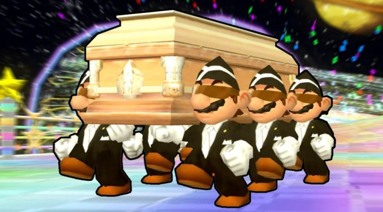 Read more about the article Мем Coffin Dance воссоздали в Mario Kart Wii
