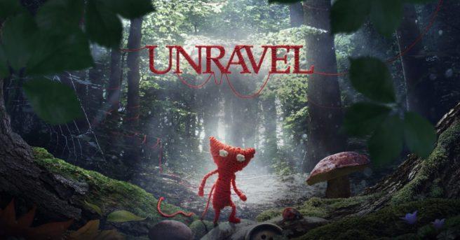 Unravel 1 получила рейтинг на Switch