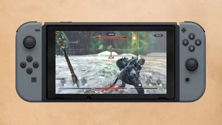 The Elder Scrolls: Blades может выйти на Switch 12 мая