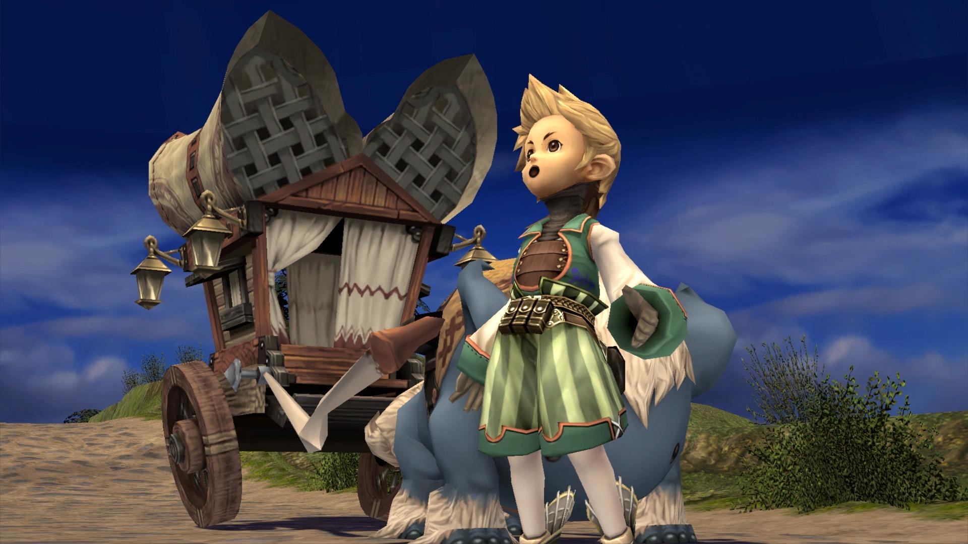 Final Fantasy Crystal Chronicles Remastered Edition выйдет на Switch 27 августа
