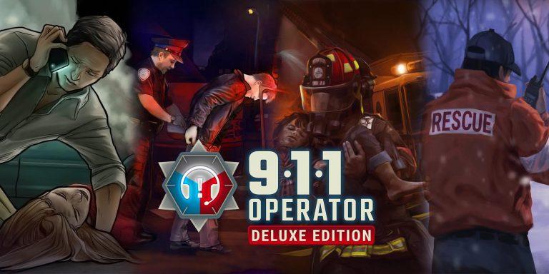 Обзор – 911 Operator Deluxe Edition