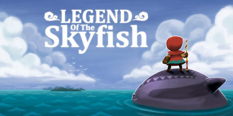 Read more about the article Legend of the Skyfish получит физический релиз