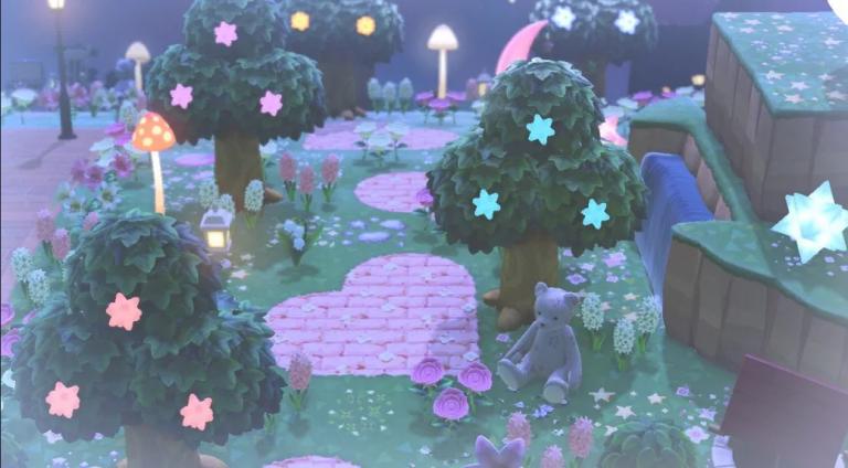 Хакеры заставили деревья в Animal Crossing плодоносить осколками звезд