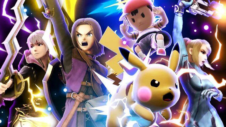 "Онлайн турнир ""Electric Power"" стартует 15 Мая в Smash Ultimate"