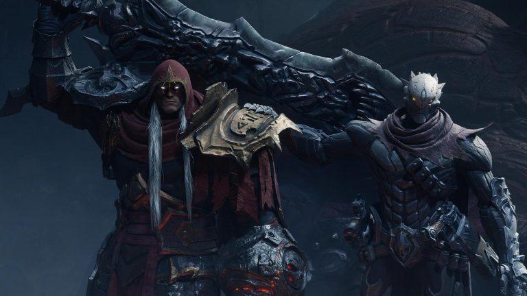 Для Switch-версии Darksiders Genesis вышло обновление 1.0.3