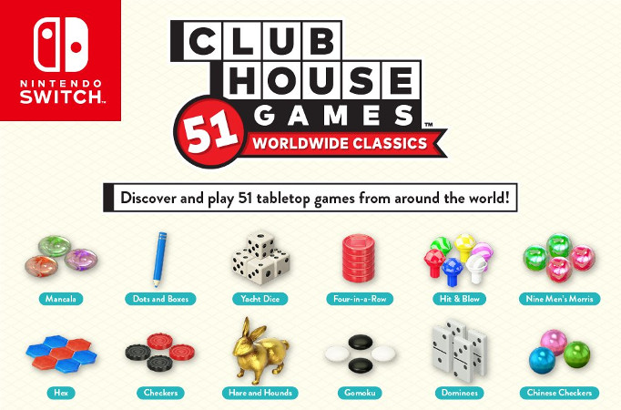Nintendo поделилась обозревающим графиком 51 Worldwide Games
