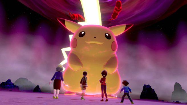 Pokemon Sword/Shield – стартовал новый Max Raid Battle