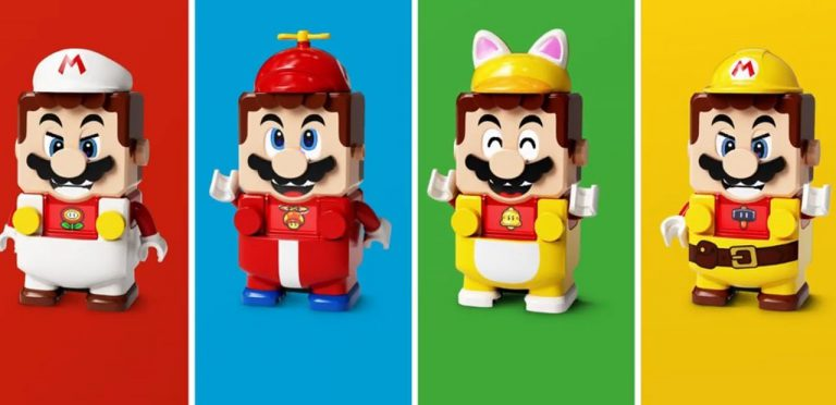 Read more about the article Новый набор для LEGO Super Mario