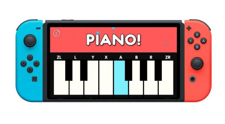 Piano вышла на Switch!