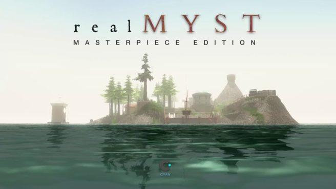 RealMyst: Masterpiece Edition выходит на Switch на следующей неделе