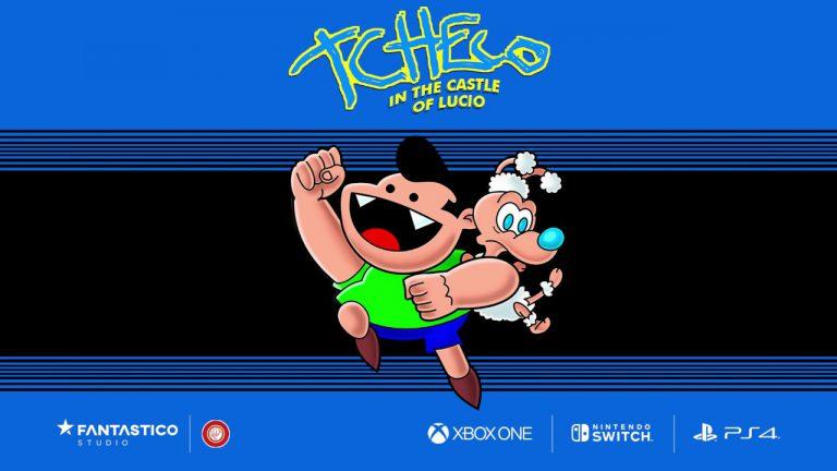 2D-платформер Tcheco in the Castle of Lucio скоро появится на Switch!