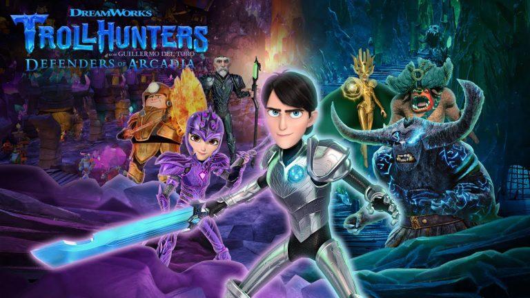 DreamWorks Trollhunters Defenders of Arcadia выйдет на Switch в этом году