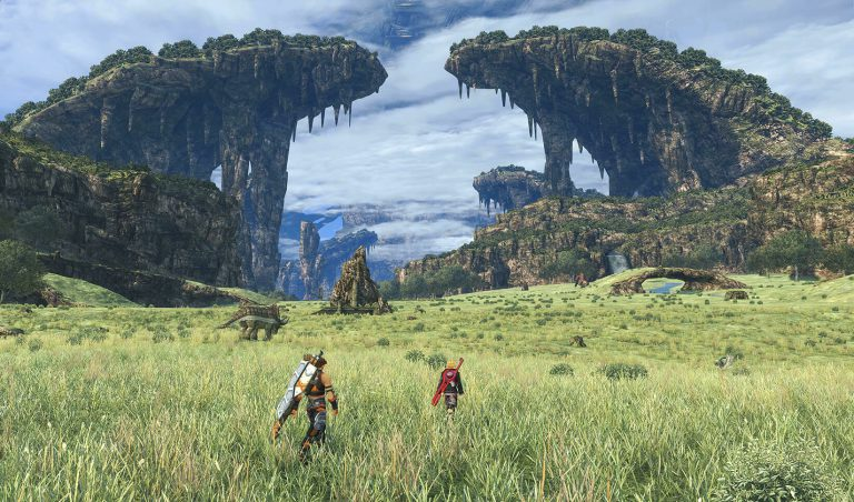 Read more about the article Xenoblade Chronicles: Definitive Edition. Новое — это хорошо забытое старое