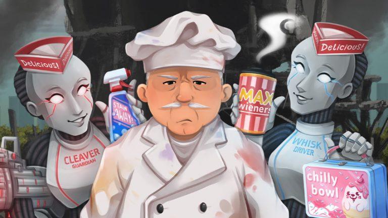 Cook, Serve, Delicious! 3?! выйдет на Switch этой осенью