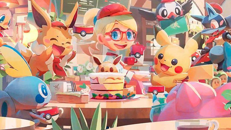 Pokémon Café Mix уже доступна для загрузки