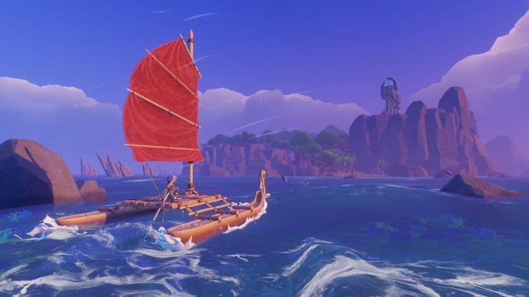 Windbound – новый геймплейный трейлер