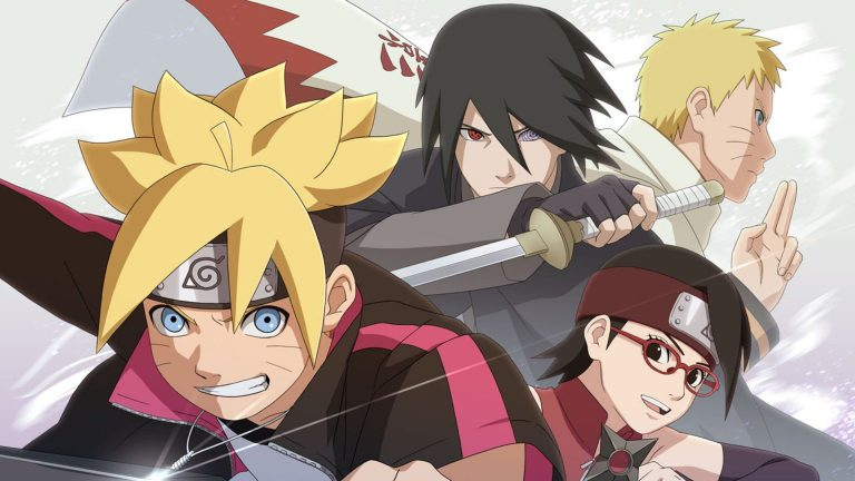 Read more about the article Обзор Naruto Shippuden Ultimate Ninja Storm 4: Road to Boruto