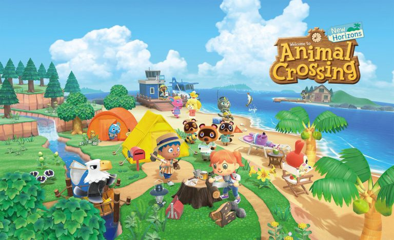 """Nintendo считает Animal Crossing: New Horizons началом """"третьего поколения"""" серии"""