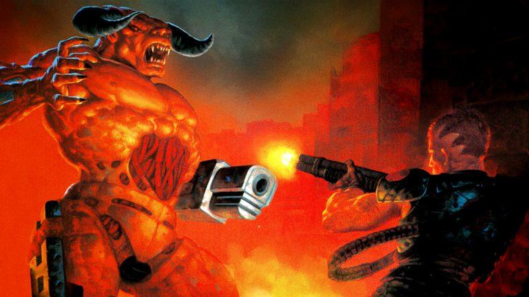 Doom и Doom II обновлены на Switch