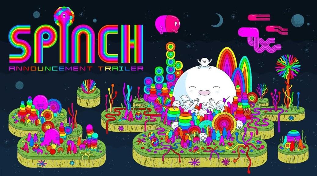 Spinch выходит на Switch