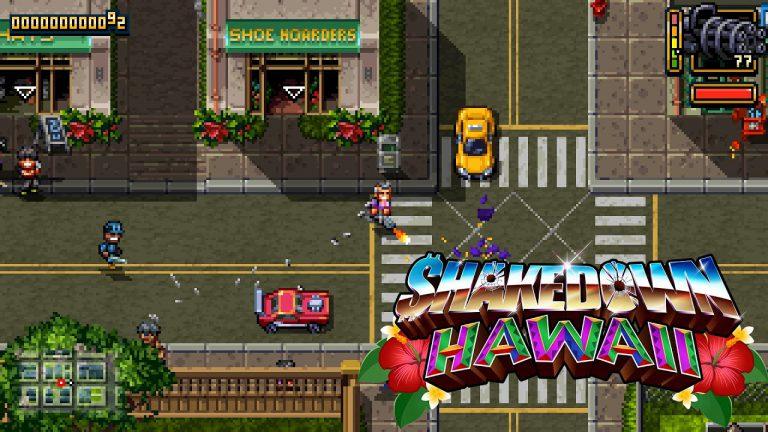 Shakedown: Hawaii выходит на Wii и Wii U