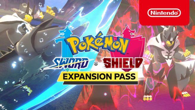 Nintendo опубликовала новый рекламный ролик для Pokemon Sword/Shield Expansion Pass