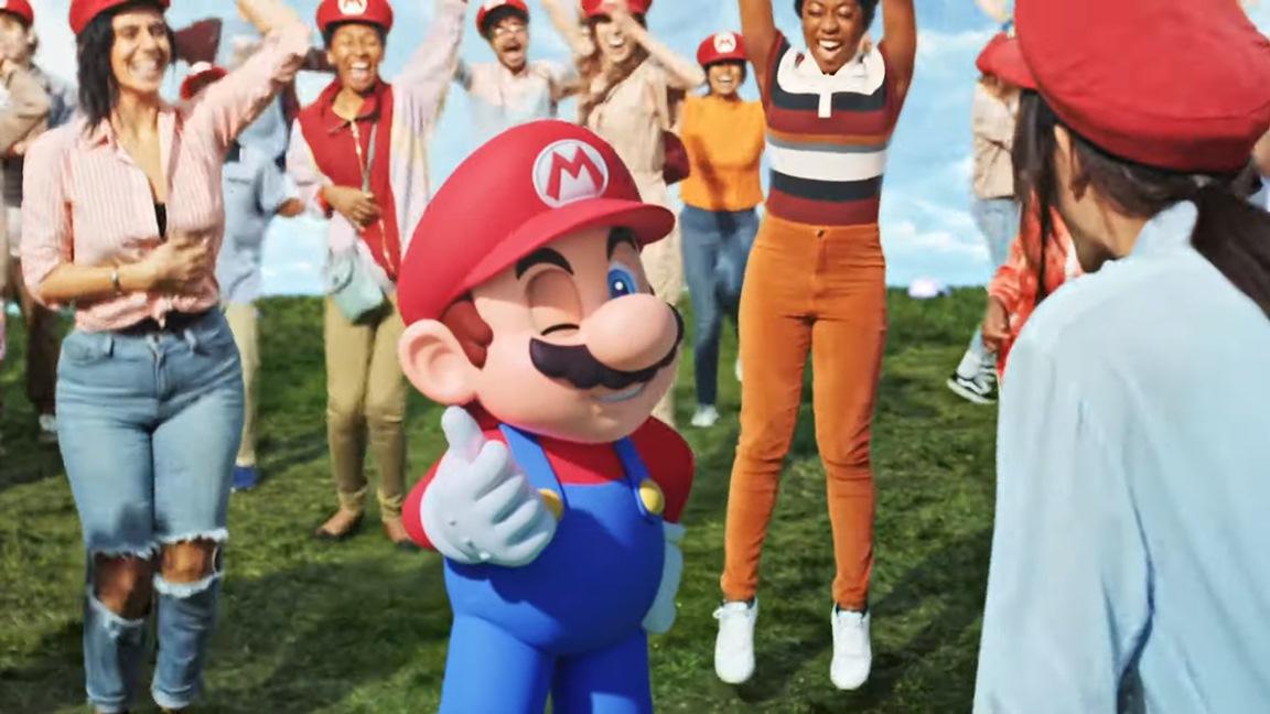 Открытие Super Nintendo World отложено!